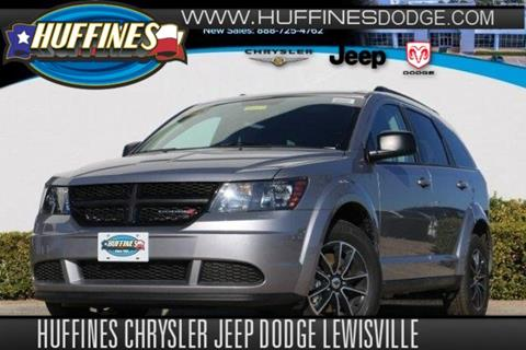 2018 Dodge Journey for sale in Lewisville TX