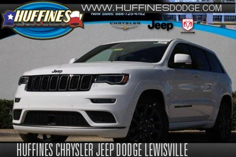 2018 Jeep Grand Cherokee for sale in Lewisville TX