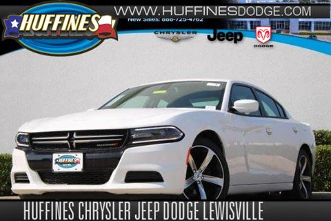 2017 Dodge Charger for sale in Lewisville TX