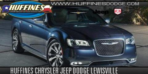 2018 Chrysler 300 for sale in Lewisville TX