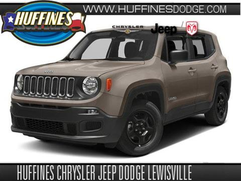 2017 Jeep Renegade for sale in Lewisville TX