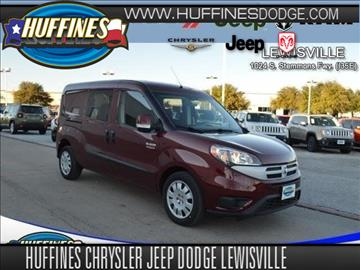 2016 RAM ProMaster City Wagon for sale in Lewisville, TX
