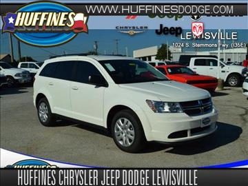 2017 Dodge Journey for sale in Lewisville, TX