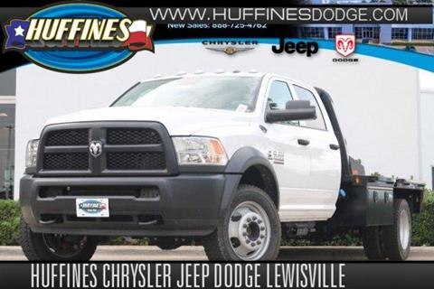 2017 RAM 4500 for sale in Lewisville, TX