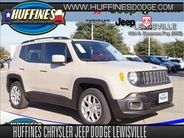 2016 Jeep Renegade for sale in Lewisville, TX