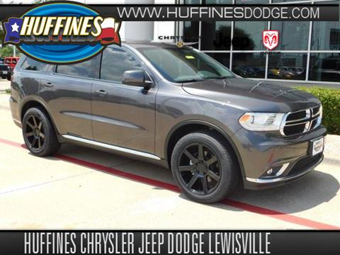 2017 Dodge Durango for sale in Lewisville TX