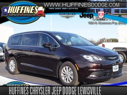 2017 Chrysler Pacifica for sale in Lewisville TX
