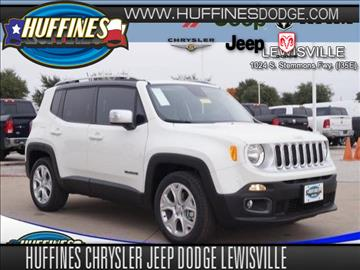 2017 Jeep Renegade for sale in Lewisville, TX
