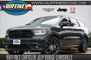 2017 Dodge Durango for sale in Lewisville, TX