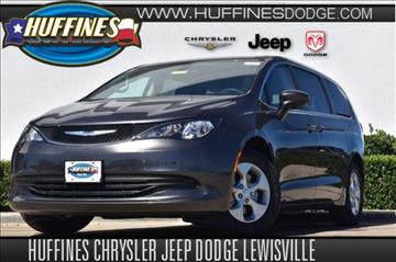 2017 Chrysler Pacifica for sale in Lewisville, TX