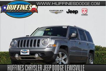 2017 Jeep Patriot for sale in Lewisville, TX