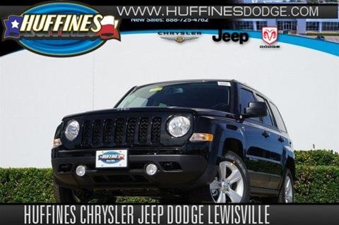 2017 Jeep Patriot for sale in Lewisville TX