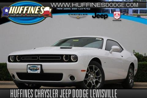 2017 Dodge Challenger for sale in Lewisville TX