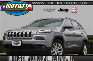 2017 Jeep Cherokee for sale in Lewisville, TX