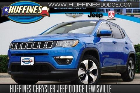 2017 Jeep Compass for sale in Lewisville, TX