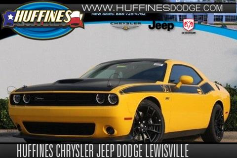 2017 Dodge Challenger for sale in Lewisville, TX