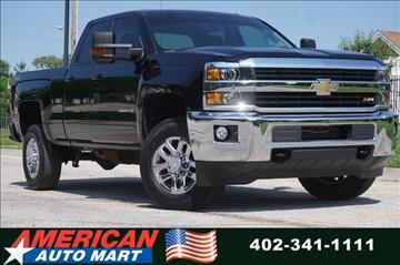 2015 Chevrolet Silverado 2500HD for sale in Omaha, NE