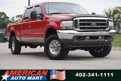 2001 Ford F-250 Super Duty for sale in Omaha, NE