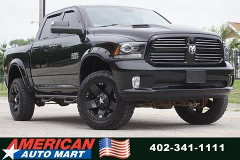2013 RAM Ram Pickup 1500 for sale in Omaha NE