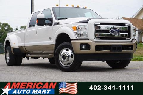 2013 Ford F-350 Super Duty for sale in Omaha, NE