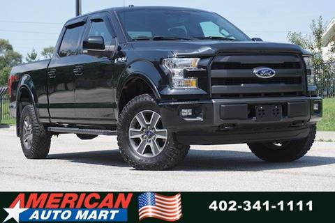 2015 Ford F-150 for sale in Omaha NE