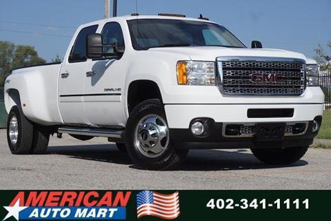 2012 GMC Sierra 3500HD for sale in Omaha NE