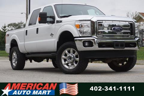 2015 Ford F-250 Super Duty for sale in Omaha NE