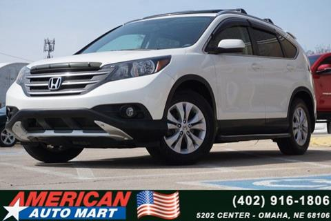 2013 Honda CR-V for sale in Omaha, NE
