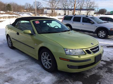 2004 Saab 9-3 Arc for sale at Kellas Automotive Imports in Rochester NY