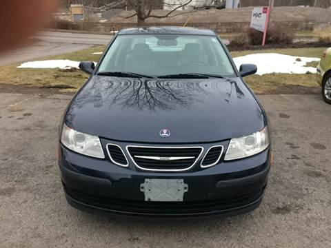 2005 Saab 9-3 Linear for sale at Kellas Automotive Imports in Rochester NY
