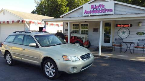 2007 Subaru Outback for sale in Bloomington, IN