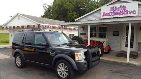2008 Land Rover LR3 for sale in Bloomington, IN