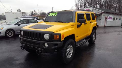 2006 HUMMER H3 for sale in Bloomington, IN