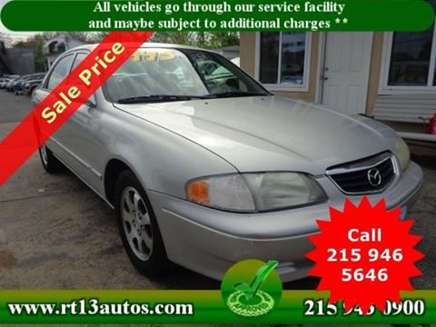 2002 Mazda 626 for sale in Levittown, PA
