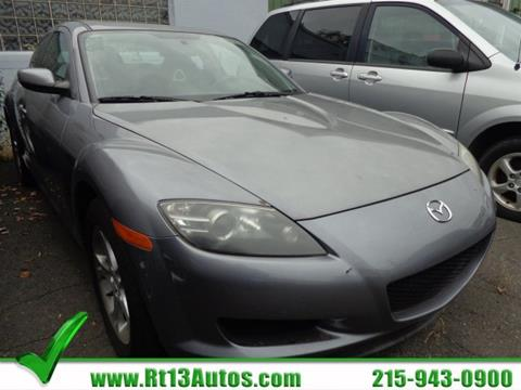 2004 Mazda RX-8 for sale in Levittown, PA