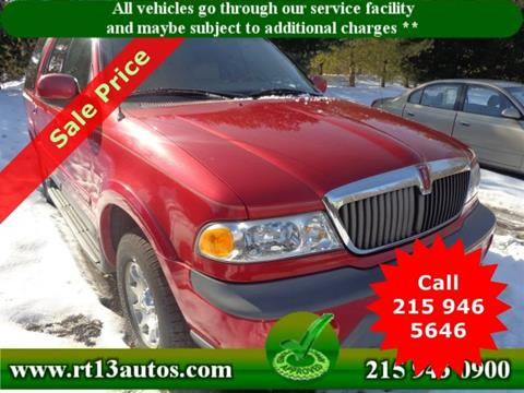 1999 Lincoln Navigator for sale in Levittown, PA