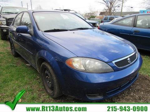 2008 Suzuki Reno for sale in Levittown, PA