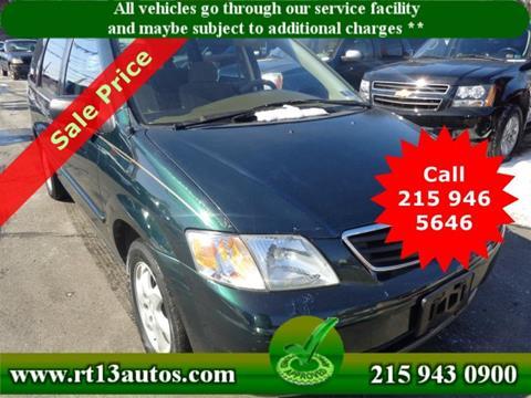 2000 Mazda MPV for sale in Levittown, PA