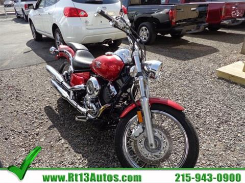 2007 Yamaha V-Star for sale in Levittown, PA