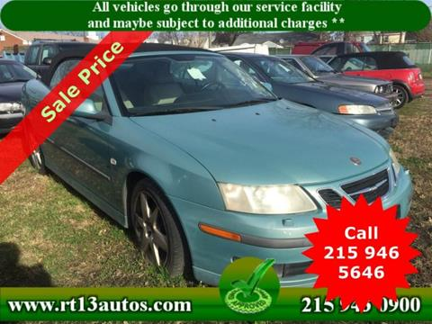 2004 Saab 9-3 for sale in Levittown, PA