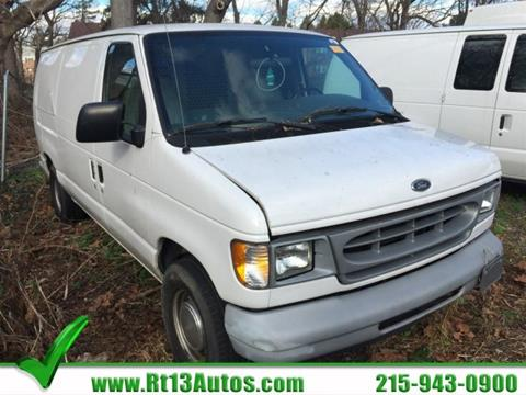 2000 Ford E-150 for sale in Levittown, PA