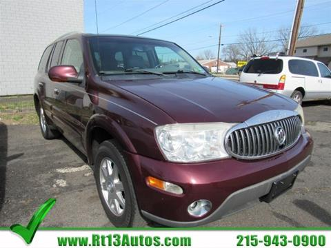 2006 Buick Rainier for sale in Levittown, PA