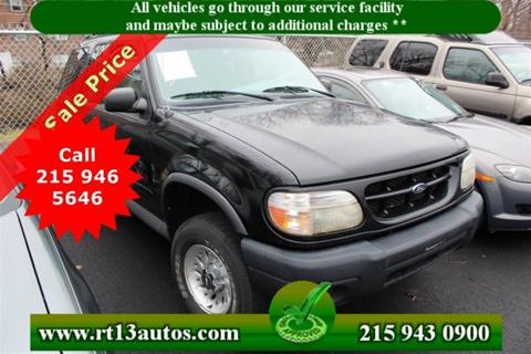 2000 Ford Explorer for sale in Levittown, PA
