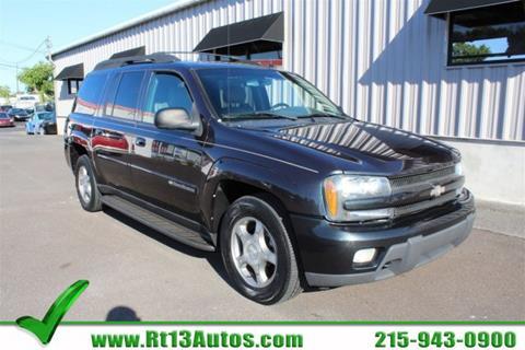 2004 Chevrolet TrailBlazer EXT for sale in Levittown, PA
