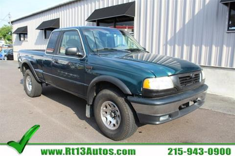 1998 Mazda B-Series Pickup for sale in Levittown, PA
