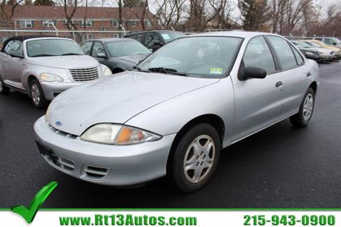 2000 Chevrolet Cavalier for sale in Levittown, PA