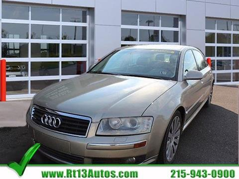 2004 Audi A8 L for sale in Levittown, PA
