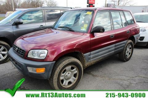 1998 Toyota RAV4 for sale in Levittown, PA