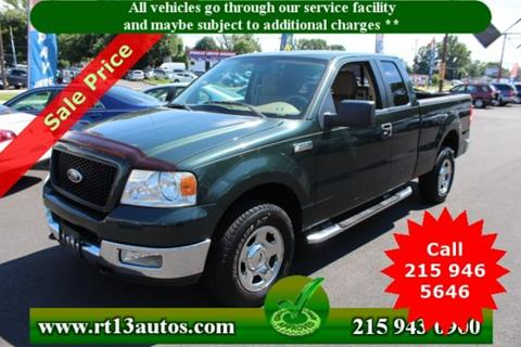 2005 Ford F-150 for sale in Levittown, PA