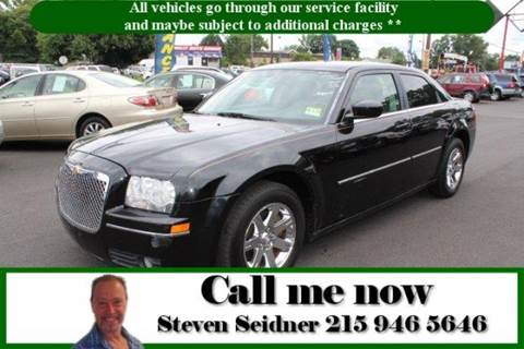2007 Chrysler 300 for sale in Levittown, PA